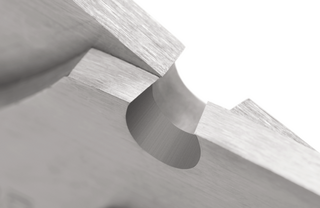 Bezpečnostní nůžkySECUMAX 565  Integrovaný zářez na stříhání drátů a kabelů