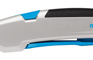 Safety knife  SECUPRO 625  Excellent ergonomics