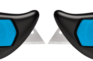 Bezpečnostní nůž  SECUNORM GENIAL  Vhodný pro praváky i leváky