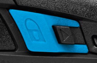 Bezpečnostní nůž  SECUPRO MERAK  Malé tlačítko
