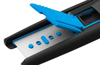 Bezpečnostní nůž  SECUNORM 175  Snadná výměna čepele