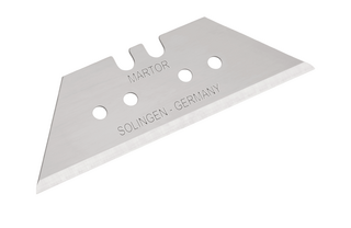 Safety knife  SECUNORM POWERCUT  2-cutting edge blade