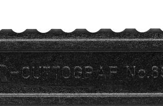 Začišťovací nože  TRIMMEX CUTTOGRAF  Lehký a padnoucí do ruky