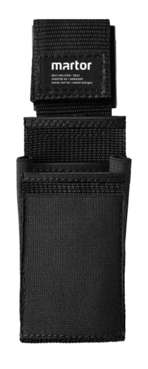 MARTOR:  BELT HOLSTER L WITH CLIP NO. 9922